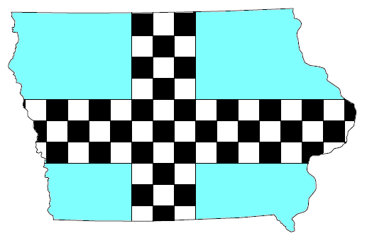 Central Iowa Chess Logo